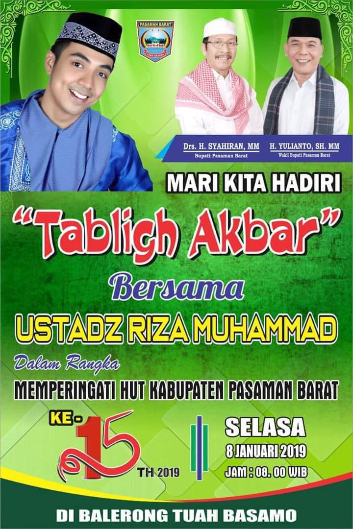TABLIGH AKBAR - (Ada 0 foto)