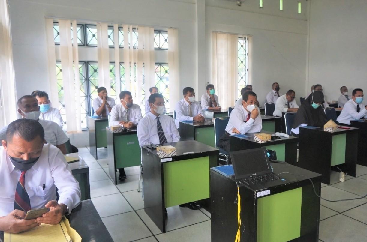 Dinyatakan Lulus Seleksi Administrasi 22 JPT Pratama dinilai Tim Assesor Riau